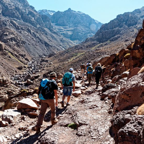2 days toubkal trek