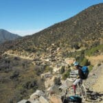 atlas mountains bike tour Toubkal Trekking