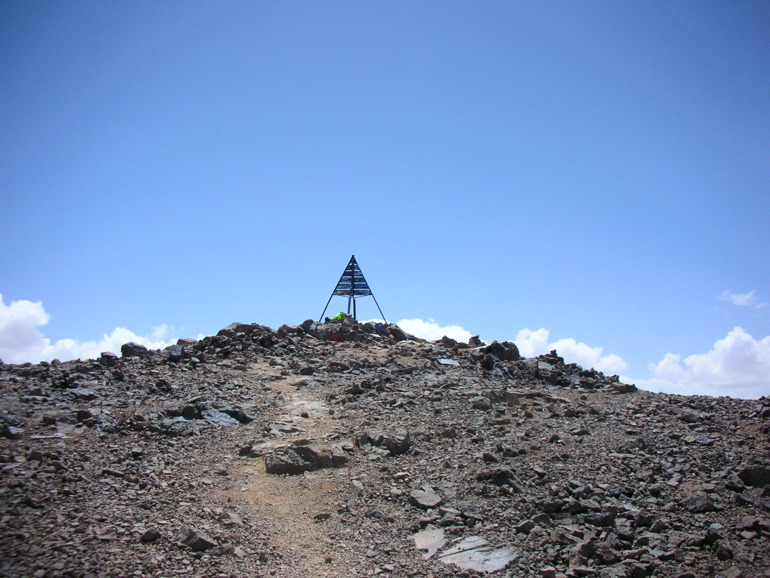 best time to climb toubkal