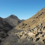 family trek in atlas mountains with kids Toubkal Trekking