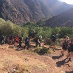 incentive & team building adventure tours in morocco Toubkal Trekking