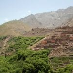 luxury hike in atlas mountains Toubkal Trekking