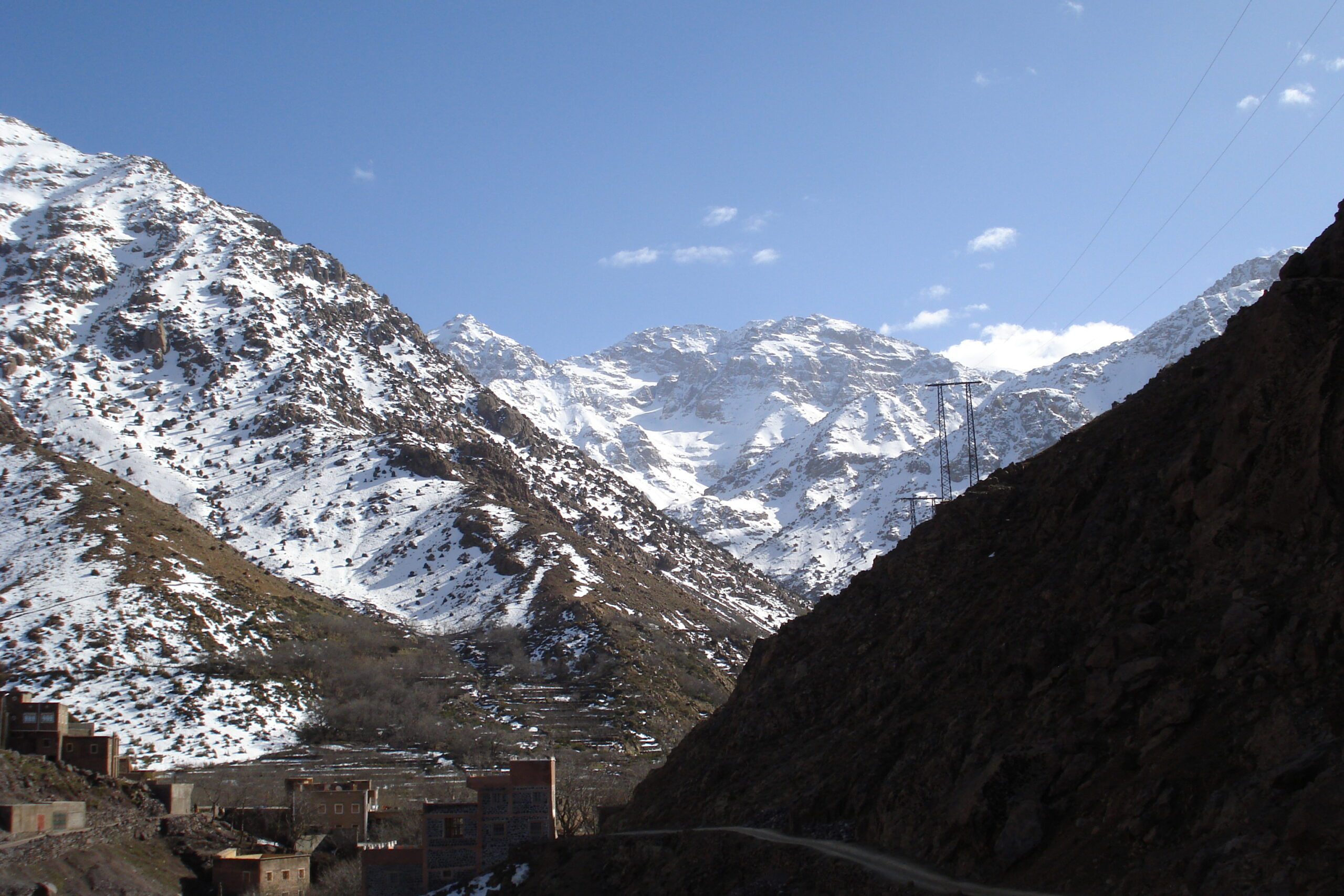 mount toubkal long weekend climb