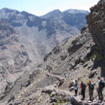 school expeditions in atlas mountains in morocco Toubkal Trekking