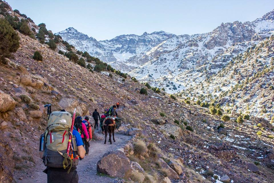 toubkal without a guide